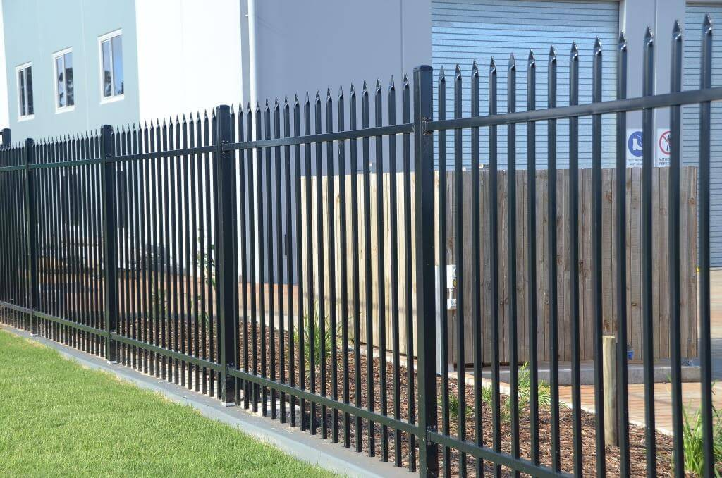 Spearmaster Spear Top Tubular Fencing