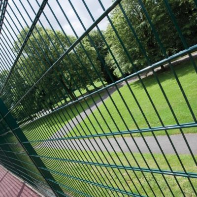 High security fencing solutions