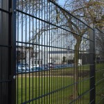 Dulok high security fence solution