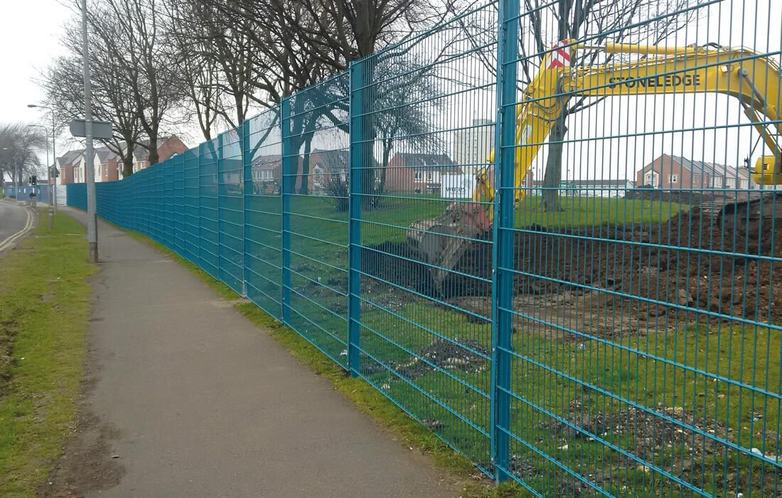 Major Event Temporary Fencing Jagfence