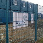 Event temporary fencing solutions