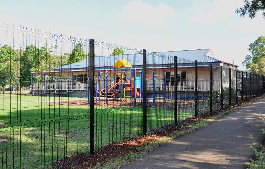 Exempla Industrial Fencing system