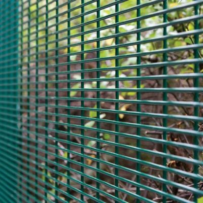 Weldmesh Fencing System