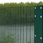 Securus SR1 dense mesh security fencing