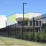 Spearmaster commercial fencing system